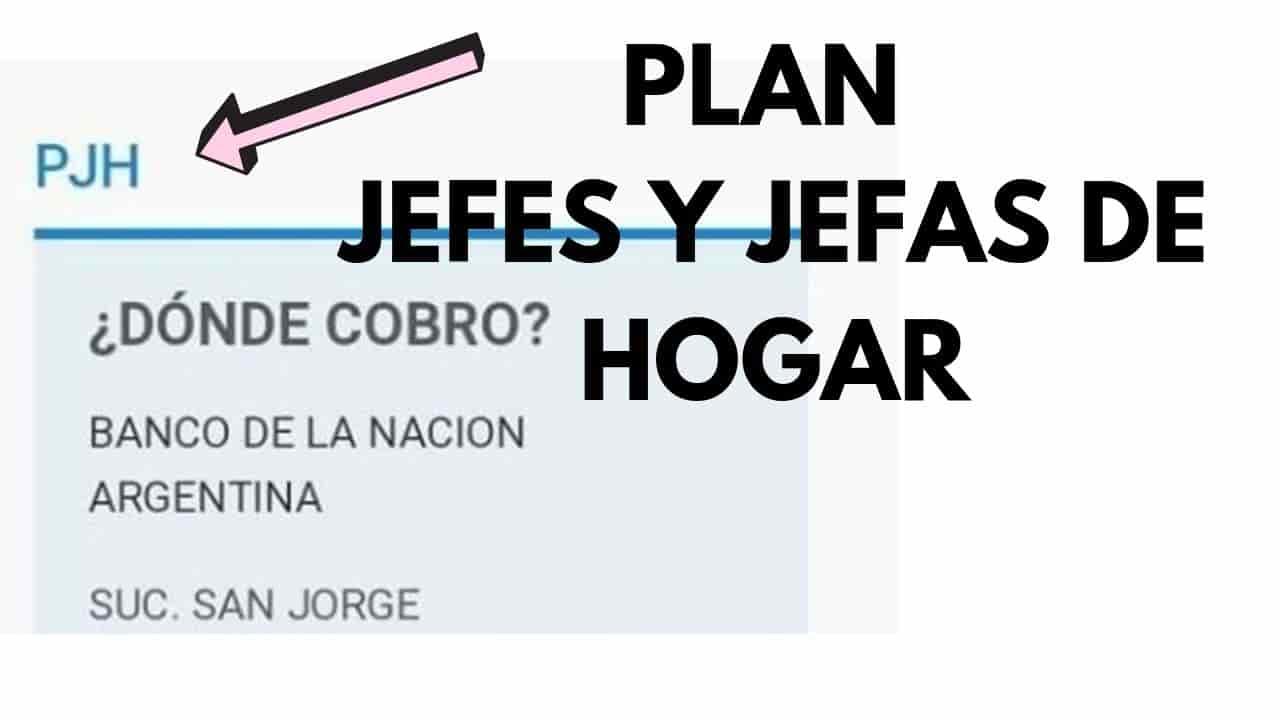 Plan Jefes y Jefas de Hogar