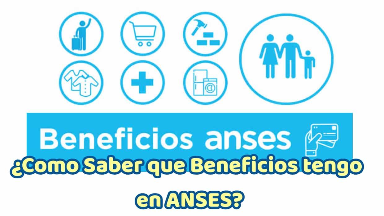 consultar beneficios de ANSES