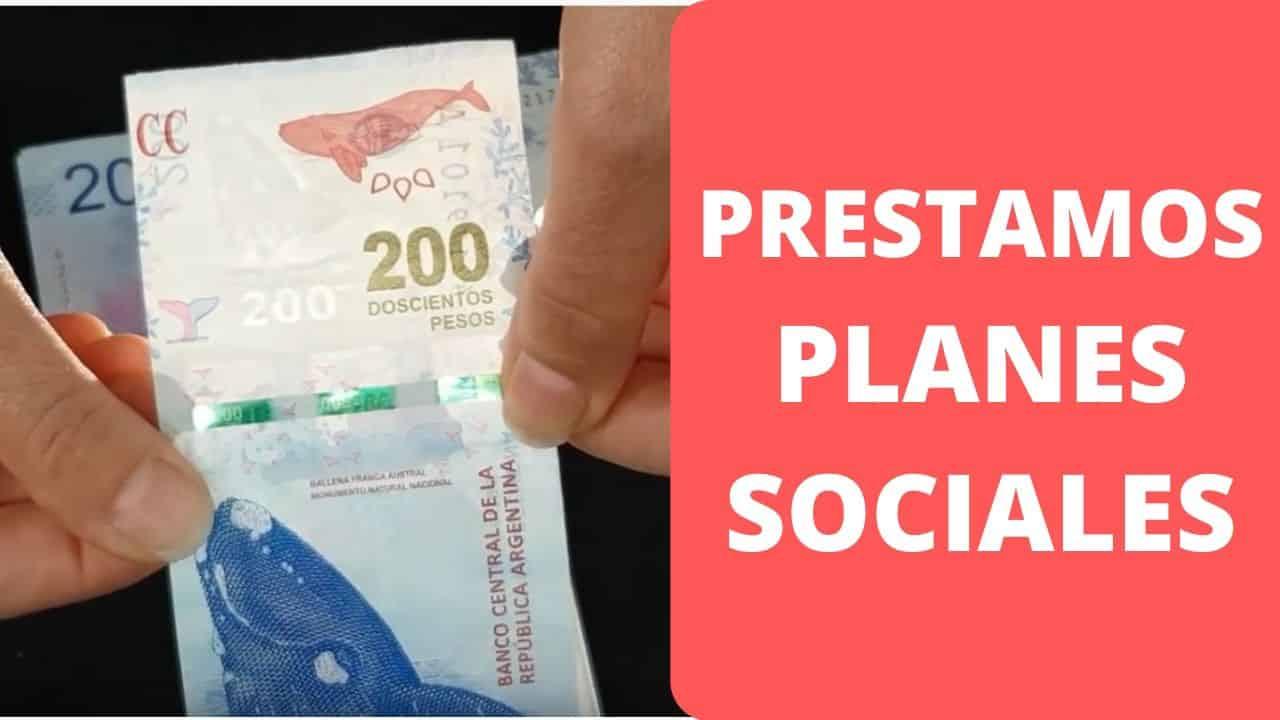 prestamos personales para planes sociales