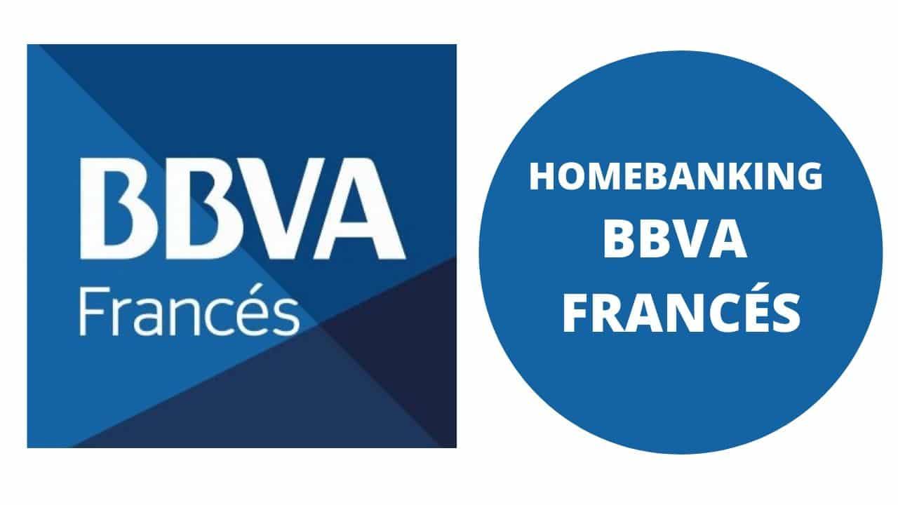 ingresar al Homebanking BBVA Francés