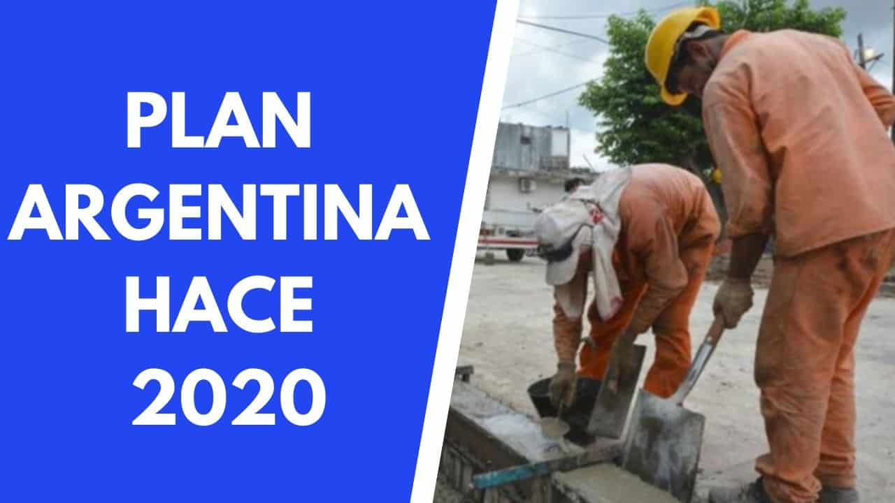 plan social argentina hace