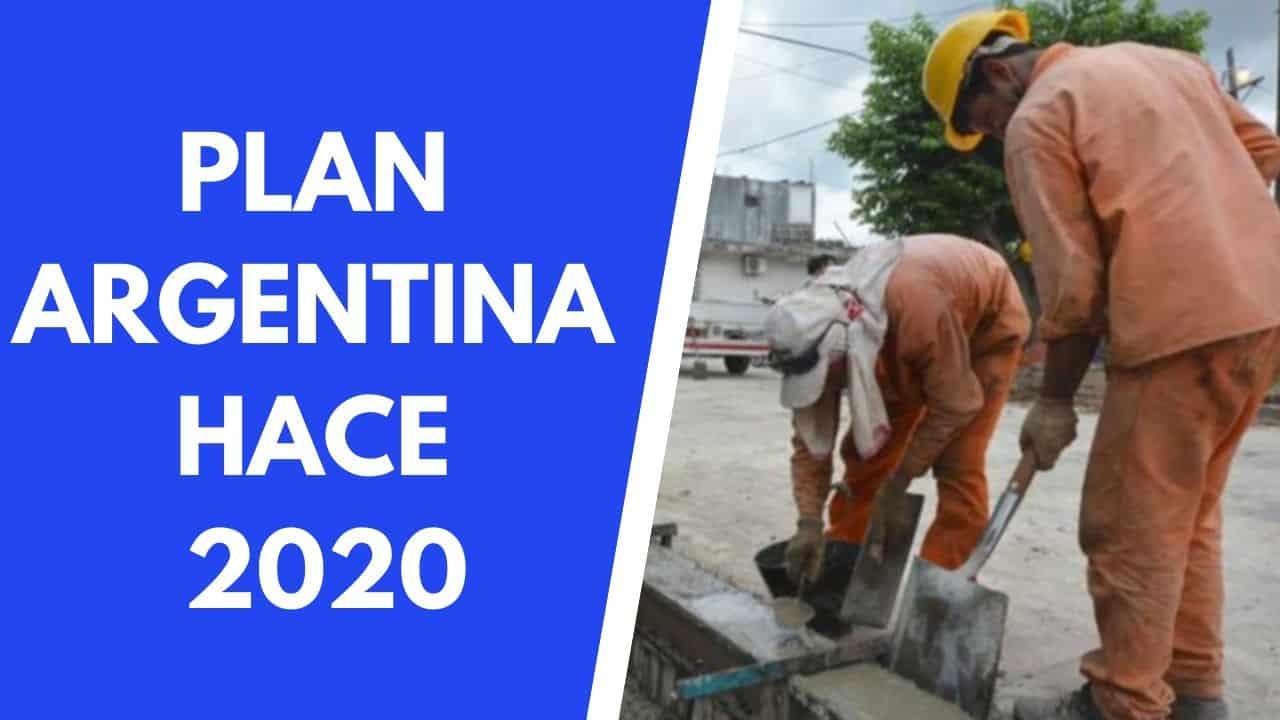 plan social argentina hace