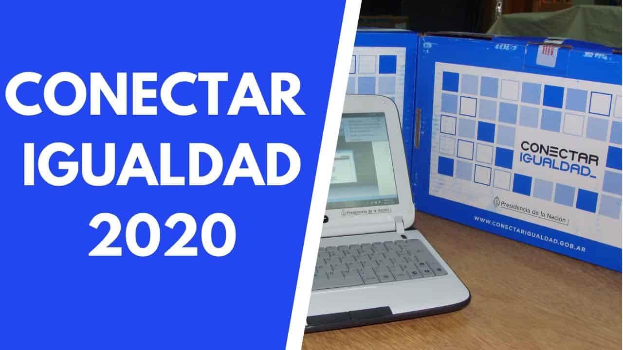 Conectar Igualdad 2020