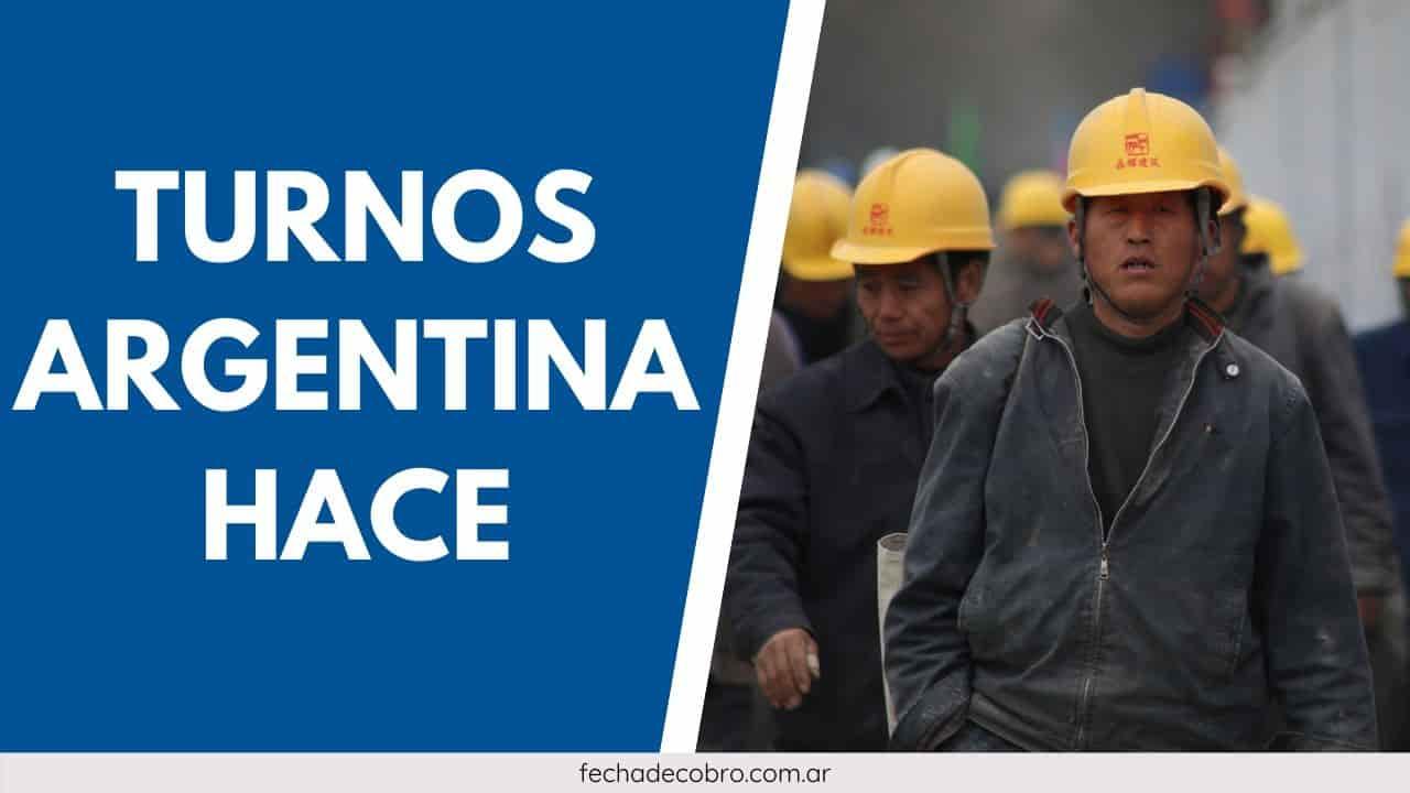 Sacar Turno en ANSES para Argentina Hace