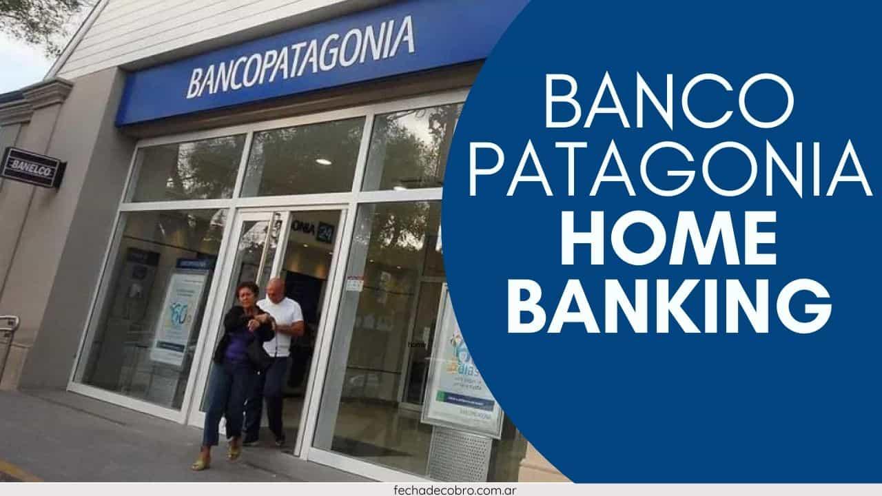 ingresar al Home Banking del Banco Patagonia