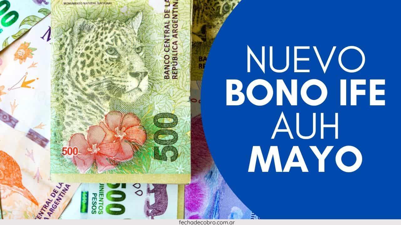 segundo bono ife mayo