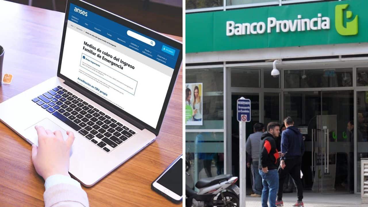apertura de cuenta bancaria para cobrar ife