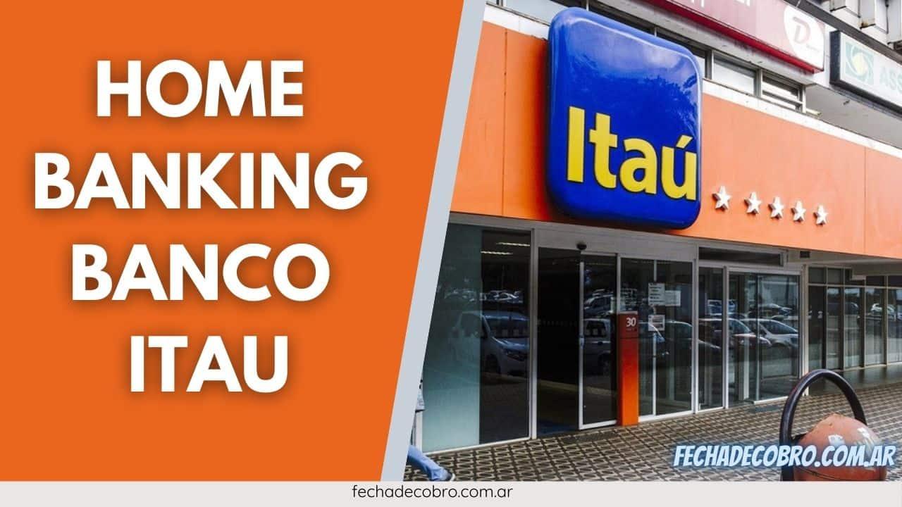 INGRESAR Home Banking Banco Itau