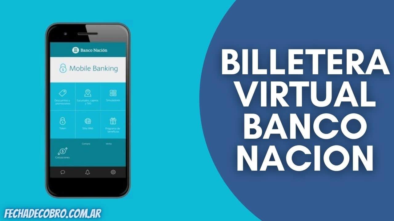 descargar Billetera Virtual Banco Nacion