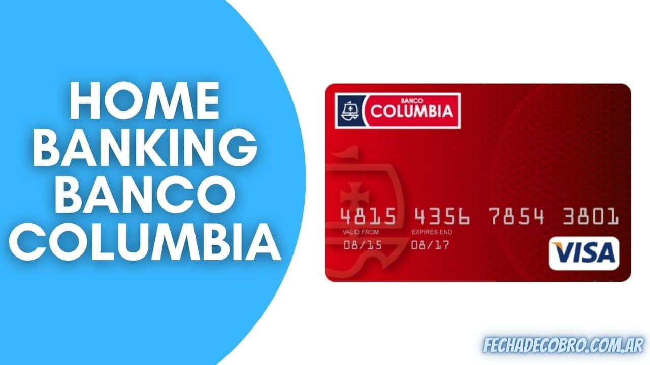 hacer Home Banking del Banco Columbia
