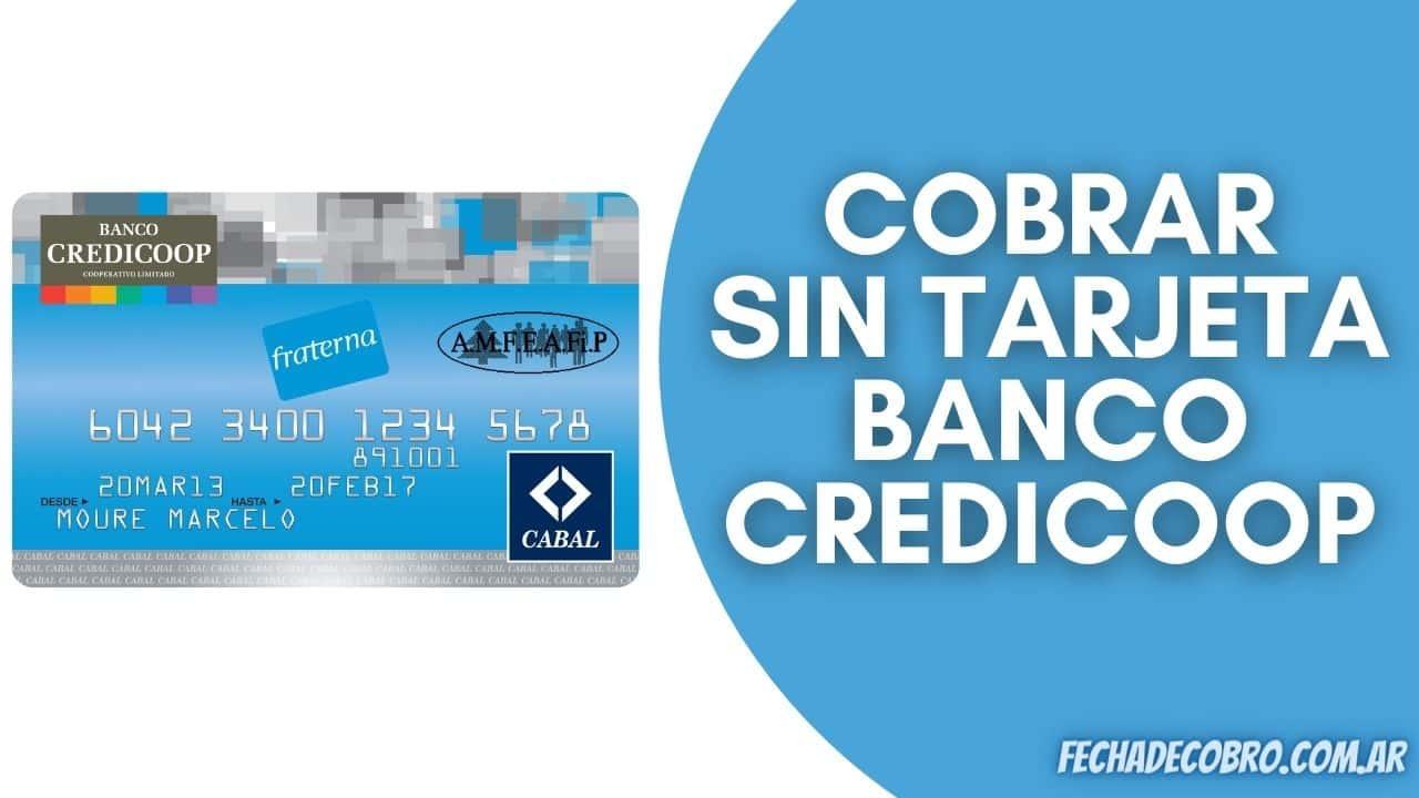 Tarjeta de Debito en Banco Credicoop