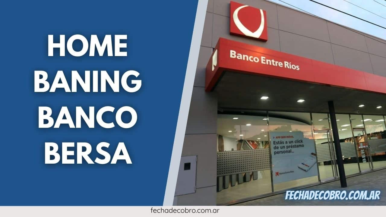 como ingresar al home banking banco bersa