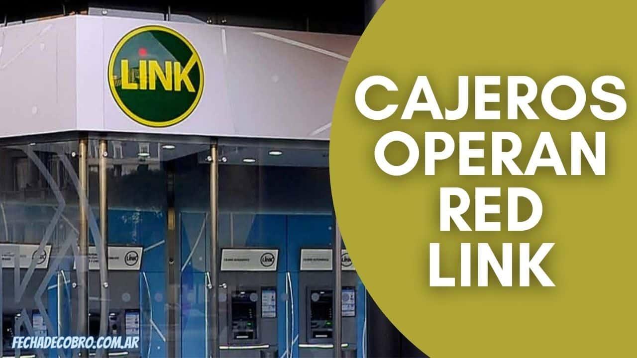bancos que operan en red link