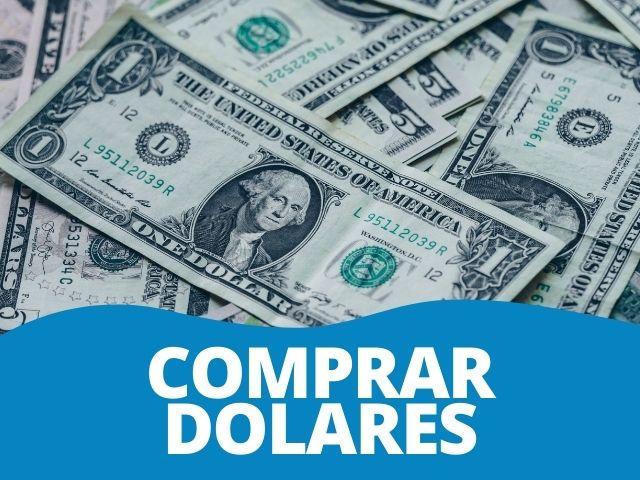 comprar dolares online