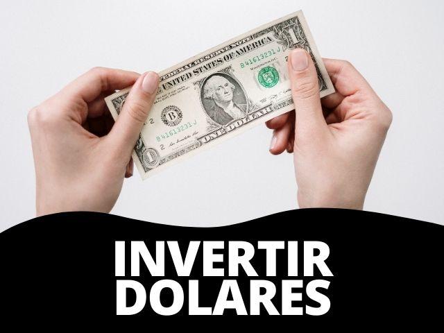 invertir en dolares en la bolsa