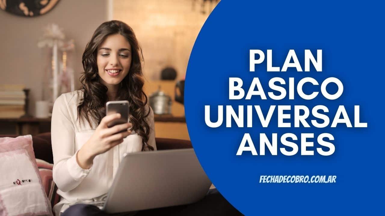 Plan Básico Universal Como Anotarse