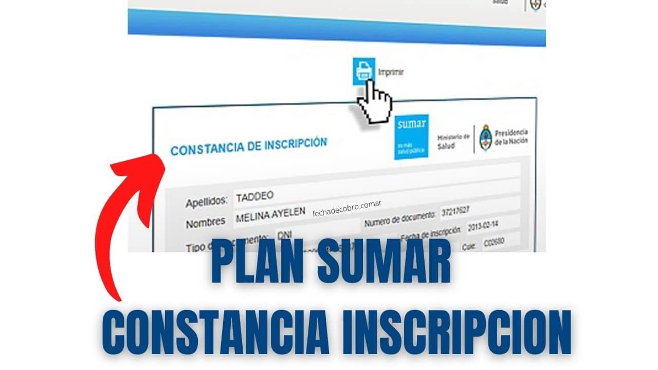 plan sumar constancia de inscripcion descargar