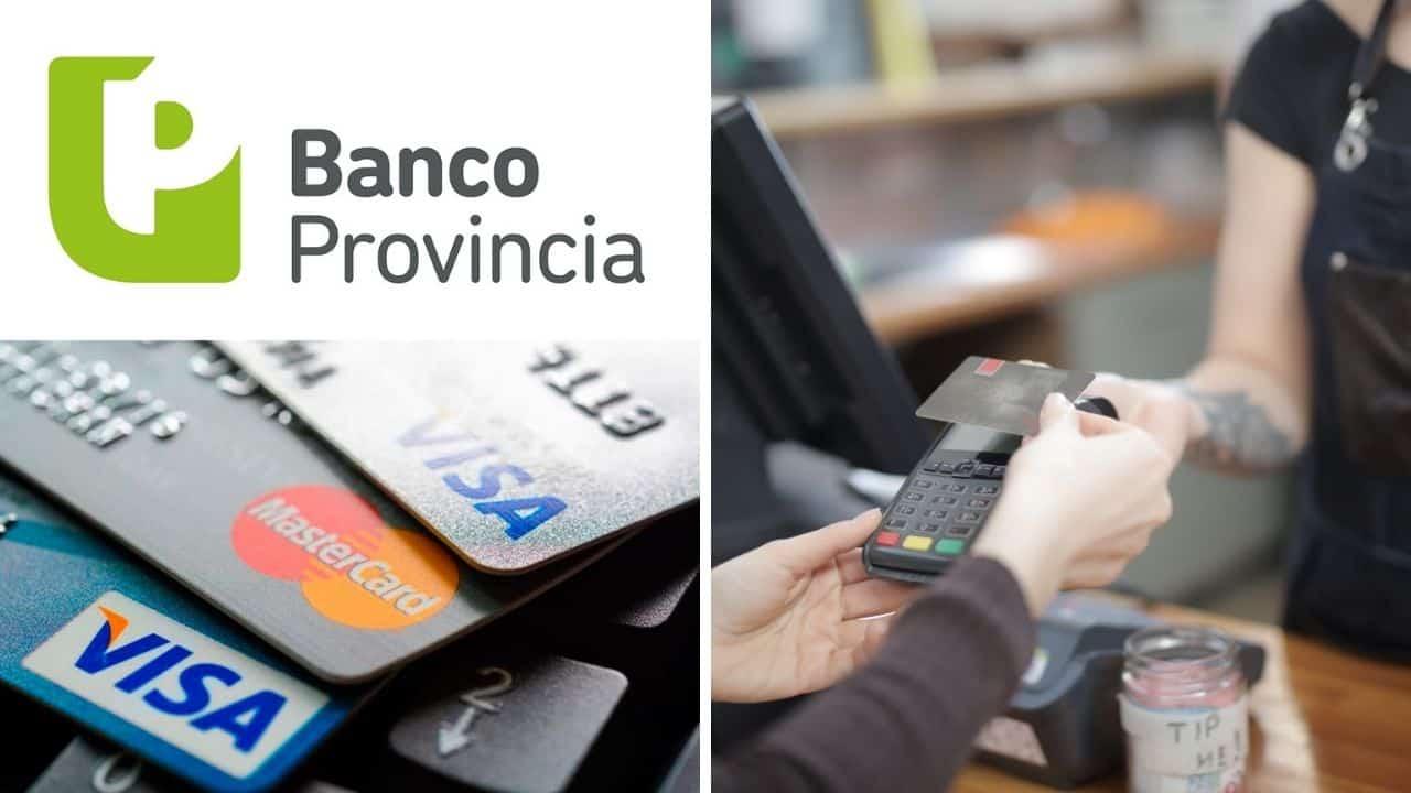 sacar Tarjeta de Credito del Banco Provincia