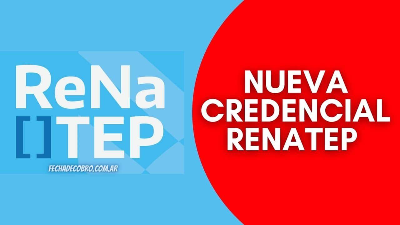 Renatep Credencial Descargar