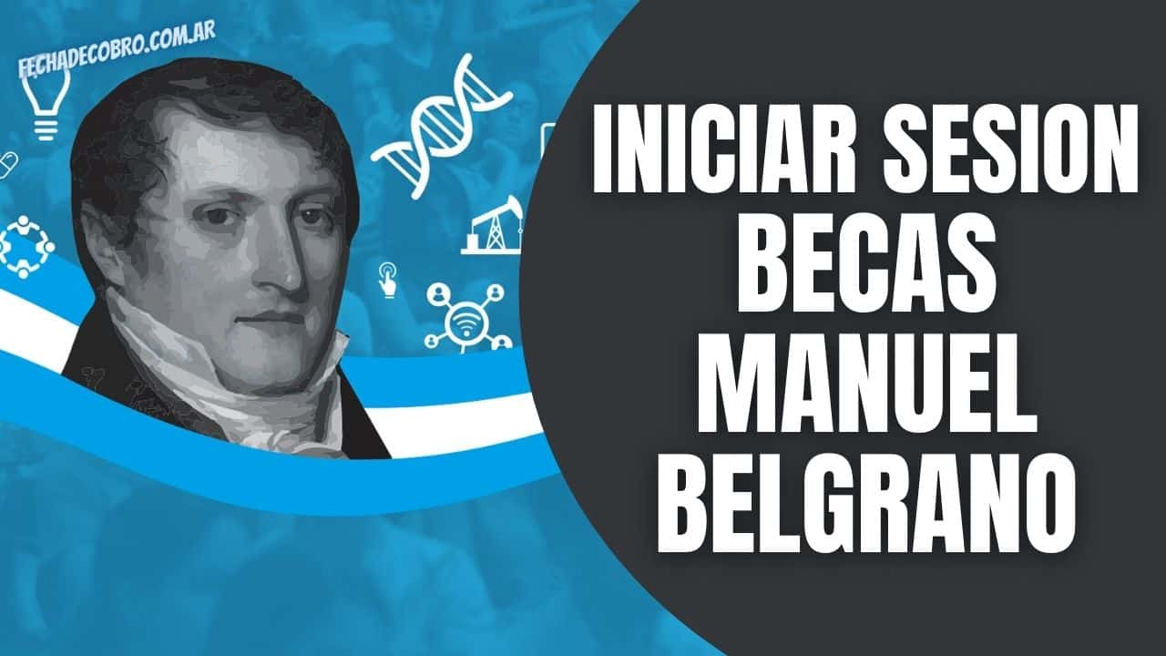Iniciar Sesion Becas Manuel Belgrano