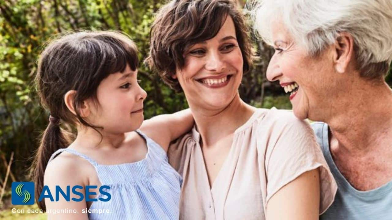 Jubilacion Madres con Hijos